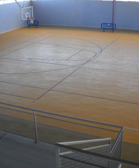 thumbnail: Polideportivo Santa Pola