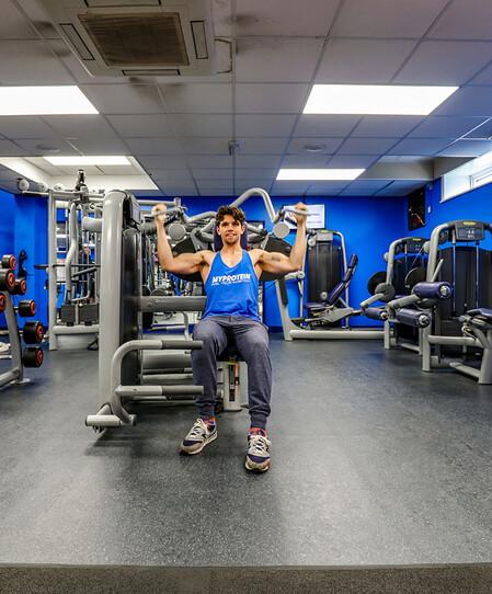 thumbnail: Bingham Leisure Centre