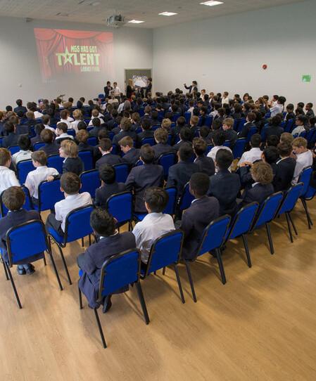 thumbnail: Manchester Grammar School